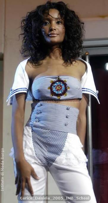 Carico daniela at istituto di moda burgo the for Burgo istituto