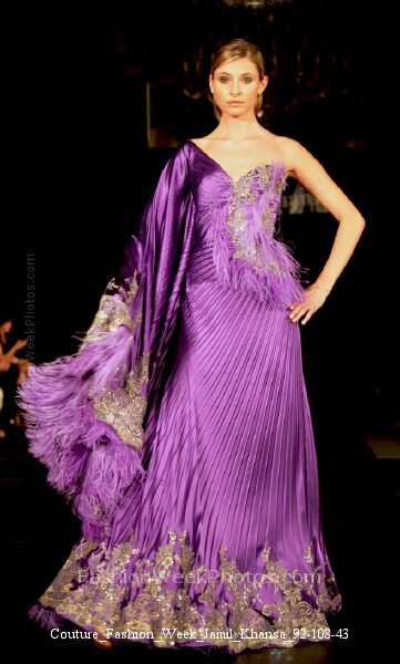 Jamil khansa fashion week photos from couture fashion week for A s style couture
