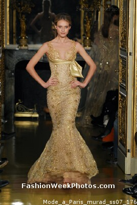 Zuhair murad mode paris haute couture spring summer 07 08 for Haute couture requirements