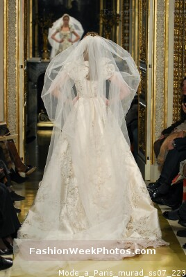 Zuhair murad from mode paris haute couture spring summer for Haute couture requirements